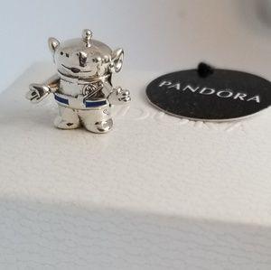 Pandora Disney Pixar, Toy Story Alien Charm Silver